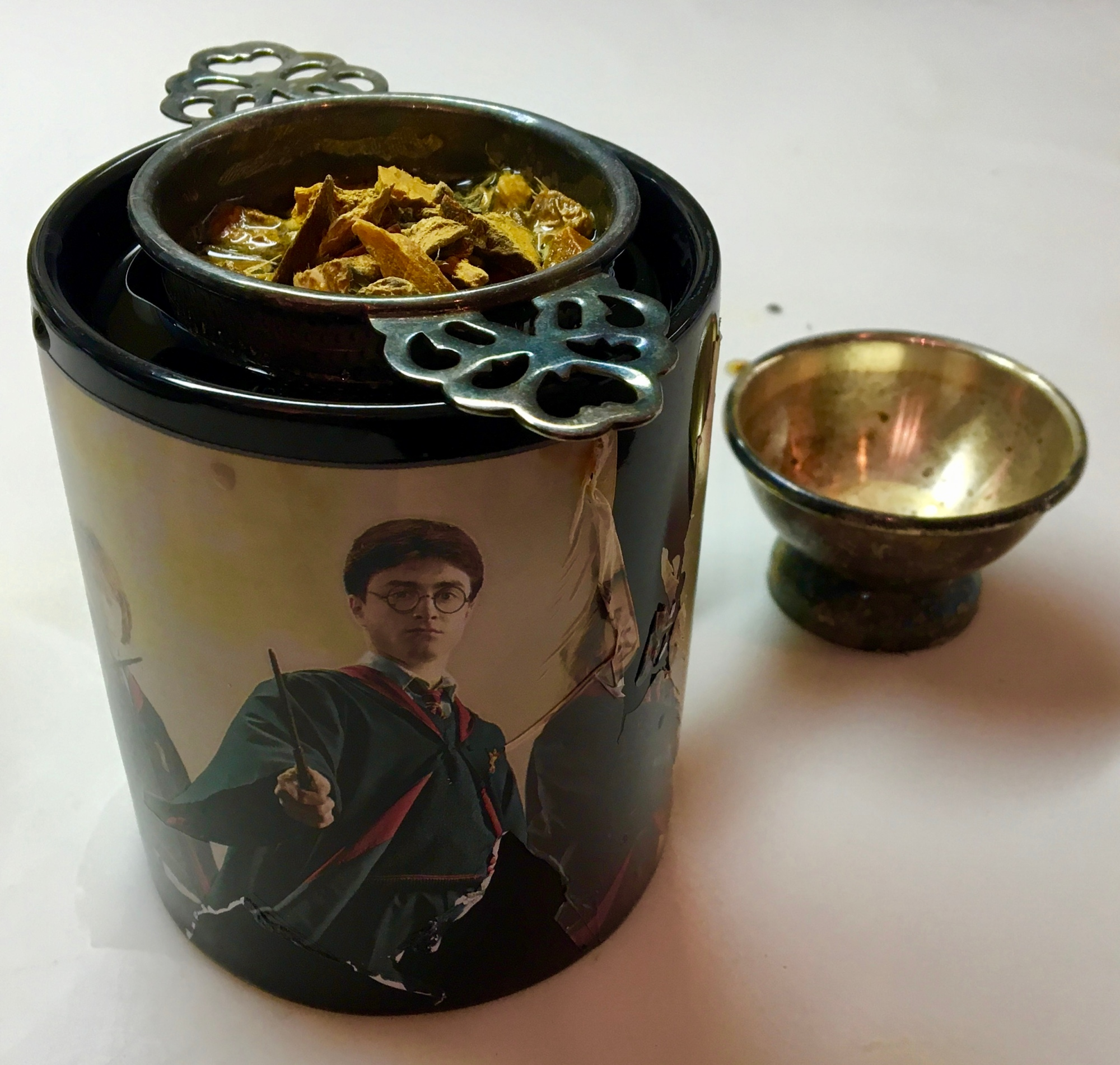 image of Harry Potter coffee cup