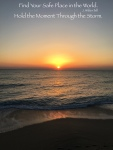 photo of sunrise over the Atlantic Ocean