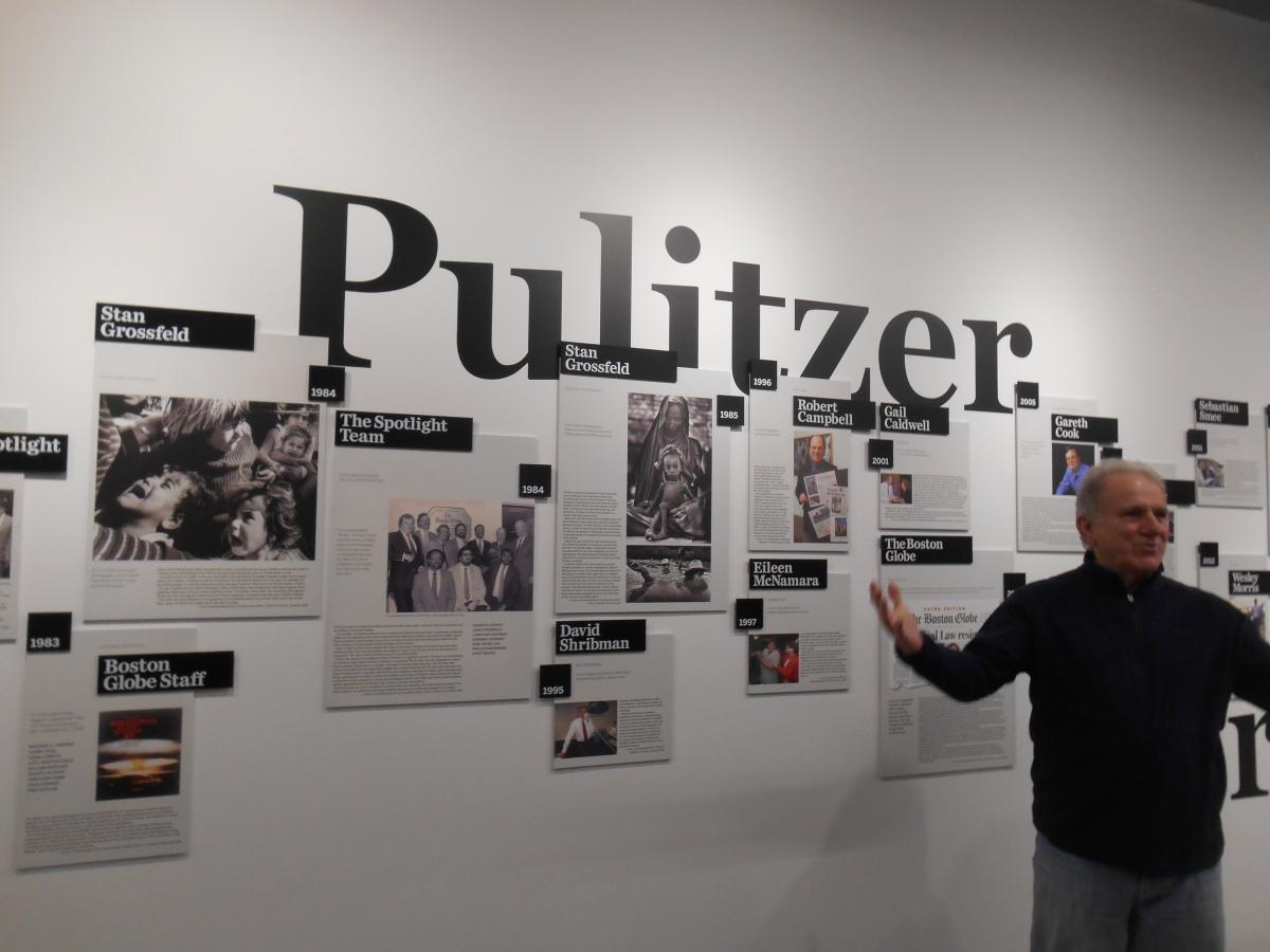 Steve Kurkjian the Mastermind:  Pulitzer Winning Themes