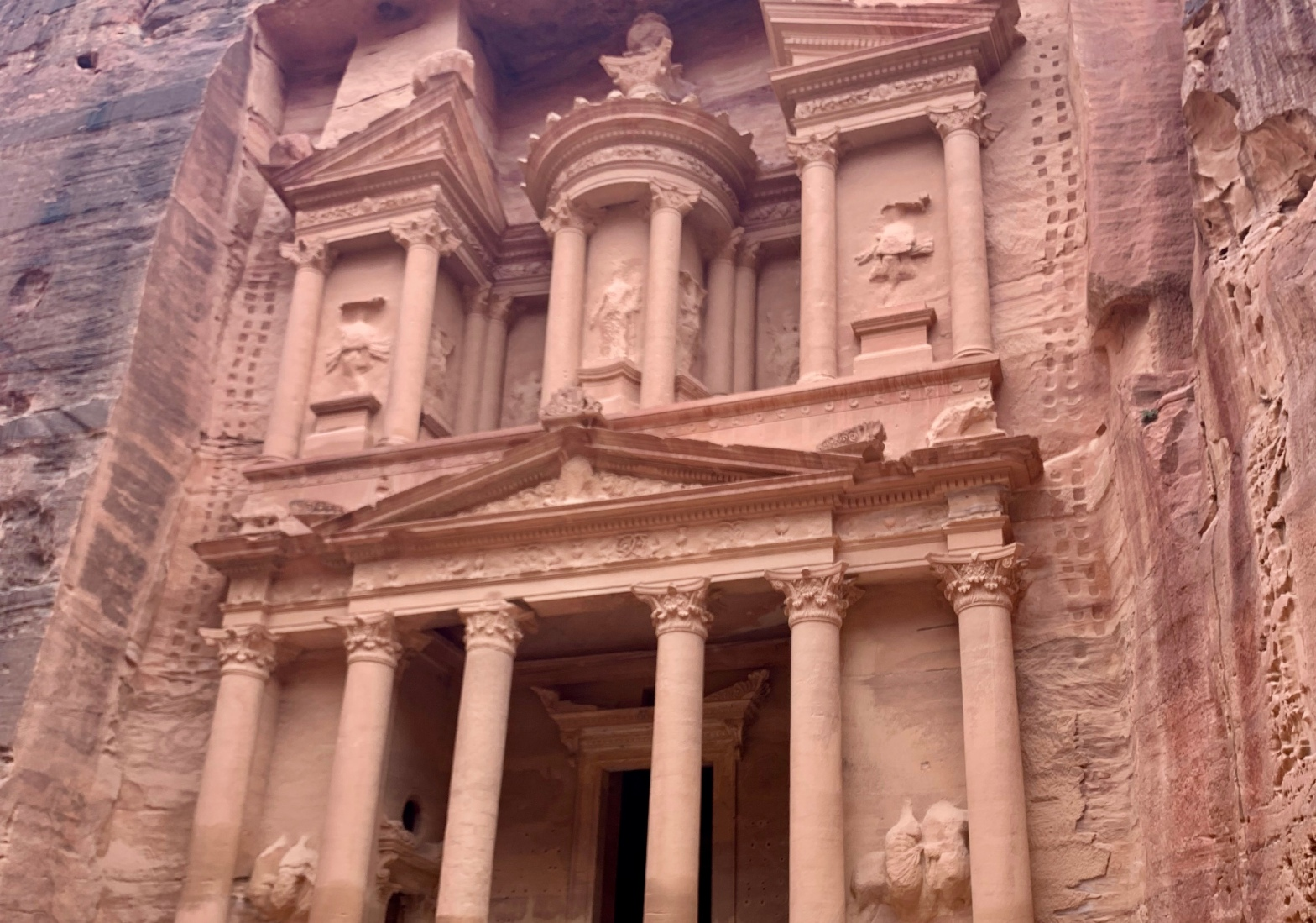 Petra architecture
